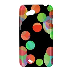 Colorful circles HTC Desire VC (T328D) Hardshell Case