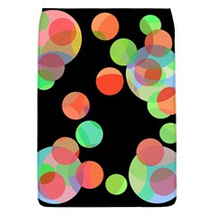Colorful circles Flap Covers (L)
