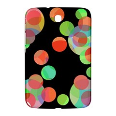 Colorful circles Samsung Galaxy Note 8.0 N5100 Hardshell Case
