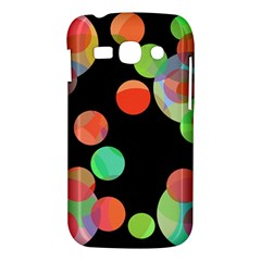 Colorful circles Samsung Galaxy Ace 3 S7272 Hardshell Case