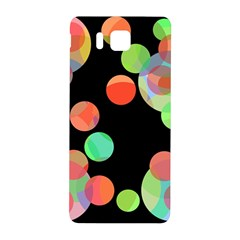 Colorful Circles Samsung Galaxy Alpha Hardshell Back Case