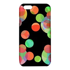 Colorful circles iPhone 6/6S TPU Case
