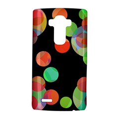 Colorful circles LG G4 Hardshell Case