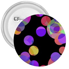 Colorful decorative circles 3  Buttons