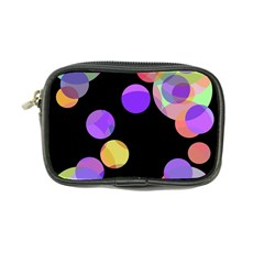 Colorful decorative circles Coin Purse