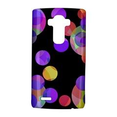 Colorful decorative circles LG G4 Hardshell Case