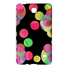Colorful decorative circles Samsung Galaxy Tab 4 (7 ) Hardshell Case