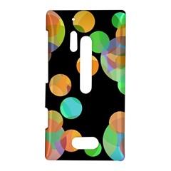Orange circles Nokia Lumia 928
