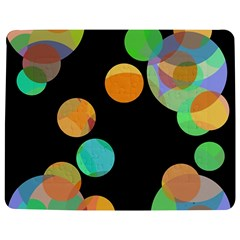 Orange circles Jigsaw Puzzle Photo Stand (Rectangular)
