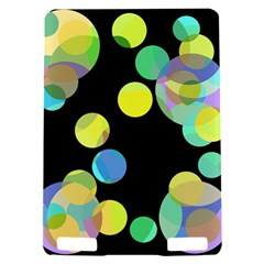 Yellow circles Kindle Touch 3G