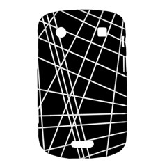 Black and white simple design Bold Touch 9900 9930