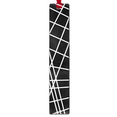 Black and white simple design Large Book Marks