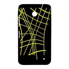 Yellow abstraction Nokia Lumia 630