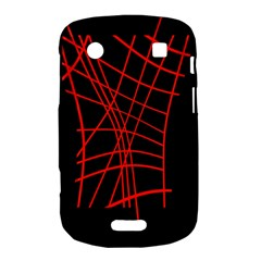 Neon red abstraction Bold Touch 9900 9930