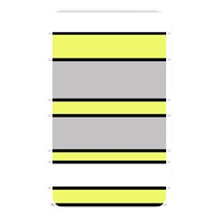 Yellow and gray lines Memory Card Reader