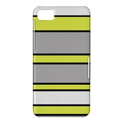 Yellow and gray lines BlackBerry Z10