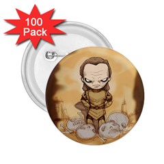 Scourge of Carpathia 2.25  Buttons (100 pack)