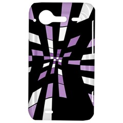 Purple abstraction HTC Incredible S Hardshell Case
