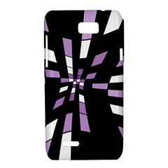 Purple abstraction Motorola XT788