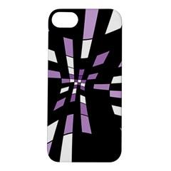 Purple abstraction Apple iPhone 5S/ SE Hardshell Case