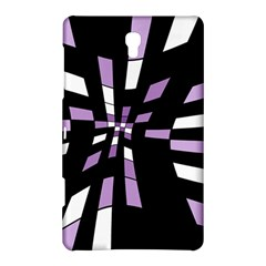 Purple abstraction Samsung Galaxy Tab S (8.4 ) Hardshell Case