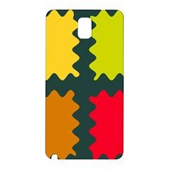 4 shapes                                                                                 Samsung Galaxy Note 3 N9005 Hardshell Back Case