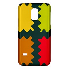 4 shapes                                                                                 			Samsung Galaxy S5 Mini Hardshell Case