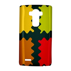 4 shapes                                                                                 			LG G4 Hardshell Case