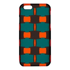 3 colors shapes pattern                                                                                  iPhone 6/6S TPU Case
