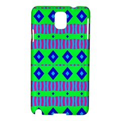 Rhombus And Stripes                                                                                   			samsung Galaxy Note 3 N9005 Hardshell Case