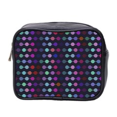 Connected Dots                                                                                     Mini Toiletries Bag (two Sides)