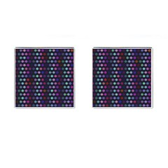 Connected dots                                                                                     Cufflinks (Square)