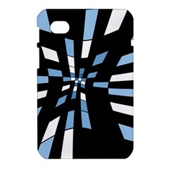 Blue abstraction Samsung Galaxy Tab 7  P1000 Hardshell Case