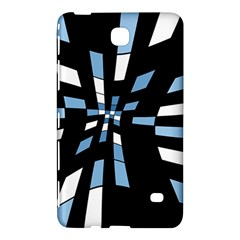 Blue abstraction Samsung Galaxy Tab 4 (8 ) Hardshell Case