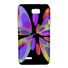 Colorful abstract flower Motorola XT788