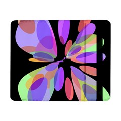 Colorful abstract flower Samsung Galaxy Tab Pro 8.4  Flip Case