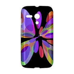 Colorful abstract flower Motorola Moto G