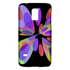 Colorful abstract flower Galaxy S5 Mini