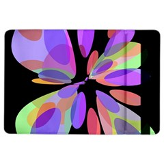 Colorful abstract flower iPad Air 2 Flip
