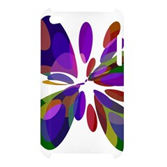 Colorful abstract flower Apple iPod Touch 4