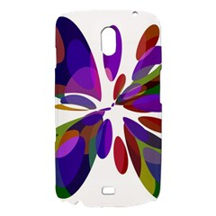 Colorful abstract flower Samsung Galaxy Nexus i9250 Hardshell Case