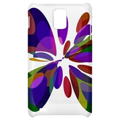 Colorful abstract flower Samsung Infuse 4G Hardshell Case
