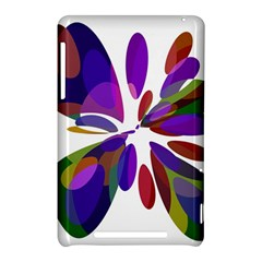 Colorful abstract flower Nexus 7 (2012)