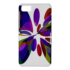 Colorful abstract flower BlackBerry Z10