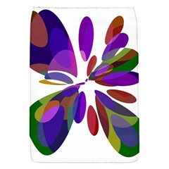 Colorful abstract flower Flap Covers (S)