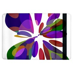 Colorful abstract flower iPad Air Flip