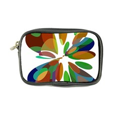 Colorful abstract flower Coin Purse