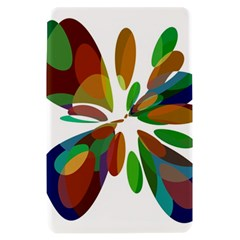 Colorful abstract flower Kindle Fire (1st Gen) Hardshell Case