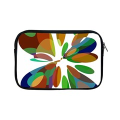 Colorful abstract flower Apple iPad Mini Zipper Cases