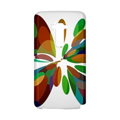 Colorful abstract flower LG G Flex
